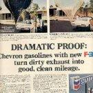 1970  Chevron Standard ad (#  1878)