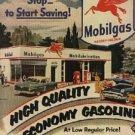 1953  Mobilgas   ad (  # 542)
