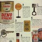 1964  Sinclair ad (  # 588)