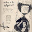 November 24, 1947   Luxuria Cleansing Cream- Harriet Hubbard Ayer-    ad  (#6470)