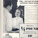 May 31, 1937 Listerine Tooth Paste       ad  (#6539)