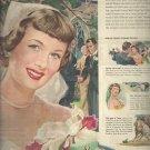 Oct. 1949    Camay Soap     ad  (#1029)