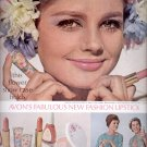 May 1963  Avon Cosmetics  ad (#61)