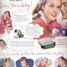 Sept. 22, 1947 Palmolive Soap    ad (#6253)