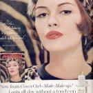 October 1, 1963  Cover Girl - Matte Make-up  ad (# 203)