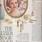 May 1963  Luzier personalized cosmetic services  ad (#41)