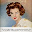 1960  Max Factor Sheer Genius make-up  ad (#5737)