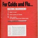 1964  Bayer Aspirin  ad (#5717)