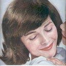 1963   Miss Clairol Hair Color bath  ad (#5520)