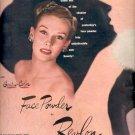 1946 Revlon Genius-Color Face Powder ad (# 5082)