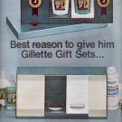 1967 Gillette Gift Sets  ad (#5447)