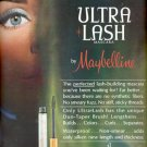 1964    Ultra Lash Mascara by Maybelline ad (# 4602)