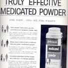 1957   Johnson's Medicated Powder  ad (# 4637)
