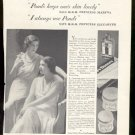 1932 Ponds Products   ad (# 4481)