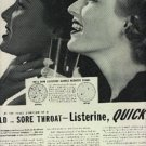 1942  Listerine  ad (# 940)