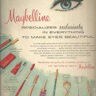 1960  Maybelline ad (# 3256)