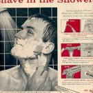 1959 Schick Safety Razor ad (# 2619)