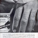 1961 Johnson & Johnson ad (# 2298)