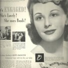1942 Pond's Cold Cream ad (#  3269)