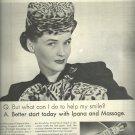 1942 Ipana Toothpaste     ad ( # 3268)