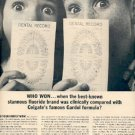 1964  Colgate ad ( # 2057)