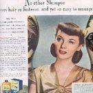 1944  Drene Shampoo ad ( # 3092)