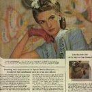 1942  Drene Shampoo ad ( # 690)