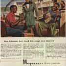 1945  Magnavox Radio Phonograph  ad (# 969)