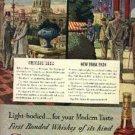 1939  Signet Whiskey ad (#  1195)