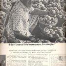 1965  Mutual of New York Insurance Company   ad (#5908)