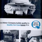 March 27, 1965-   Ford Motor Company Quality Car Care ad (# 2843)