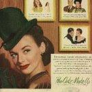 1946  Max Factor Pan Cake Make Up ad (#  702)