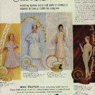 1960 Max Factor ad (#  891)