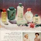 1954 Avon cosmetics      ad ( # 523)