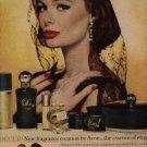 1963 Avon cosmetics      ad  (#  662)