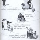 1960 America Fore Loyalty Group      ad (#5686)