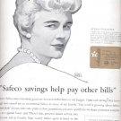1960  Safeco Insurance Company of America  ad (#5476)