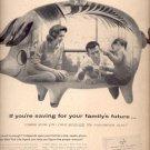 1960  New York Life Insurance Company  ad (# 5207)