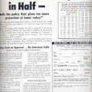 Sept. 9, 1957 Patriot Life Insurance Company  ad (# 4761)