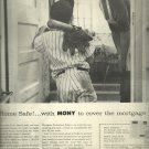 1959  The Mutual of New York Insurance Co.   ad (#4038)