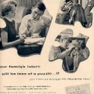 1960  New York Life Insurance Company ad (#2039)