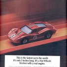 Nov. 13, 1970   Mattel Hot Wheels    ad  (#1557)