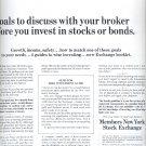 Nov. 19, 1966        Members New York Stock Exchange  ad  (#1255)