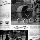 Sept. 15, 1947    Thayer Folding Coach for Babies...for Dolls      ad  (#6321)