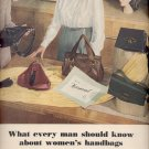 Dec. 8,1947       Koroseal by B. F. Goodrich handbags     ad  (#6362)