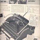 Sept. 16, 1946      Smith- Corona Portable Typewriter     ad  (#922)