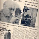 Jan. 10, 1938    Bell & Howell  Filmo     ad  (#6427)