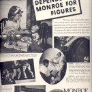 Oct. 25, 1937       Monroe Calculating Machine Company, Inc.       ad  (#6511)