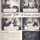 Oct. 18, 1937 Underwood Typewriter     ad  (#6575)