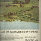 1971 Tramisol Wormer   ad (#4048)